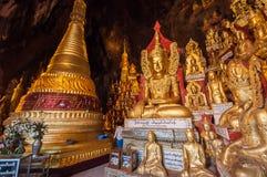 Myanmar podróż Obrazy Stock