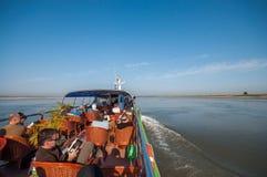 Myanmar reis Royalty-vrije Stock Foto