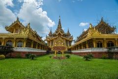 Myanmar slott, bago Royaltyfria Foton
