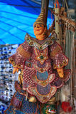 Myanmar Souvenirs. The Myanmar Souvenirs, North of Thailand Royalty Free Stock Photography