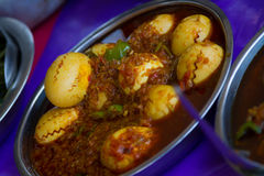 Myanmar street food Royalty Free Stock Photography