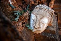 Myanmar-stupa Stockfotografie