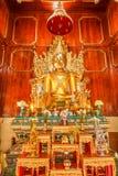 Myanmar style Buddha Image Royalty Free Stock Photos