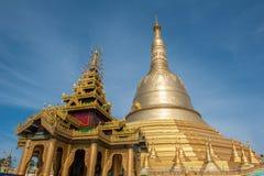 Myanmar Tempel Stock Afbeelding