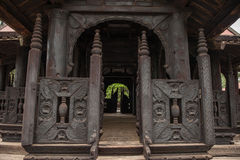 Myanmar temple Stock Images