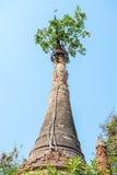 Myanmar temple Royalty Free Stock Photo