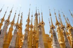Myanmar temple Stock Image