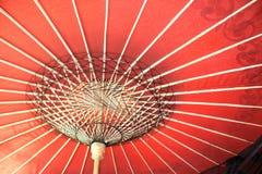 Myanmar traditional paper umbrella Stock Photography