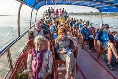 Myanmar travel Stock Photography