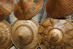 Myanmar,  typical headdress Royalty Free Stock Image