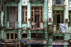Myanmar, Yangon Stock Afbeeldingen