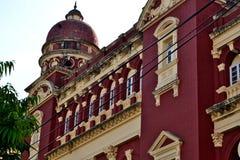 Myanmar Yangon kolonista zdjęcie royalty free