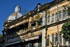 Myanmar Yangon. Travel through historical places in Myanmar / Birma stock photo