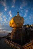 myanmar złota skała Obraz Stock
