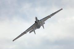 Myasishchev μ-55 (ΝΑΤΟ που εκθέτει το όνομα: Απόκρυφος) Στοκ εικόνες με δικαίωμα ελεύθερης χρήσης