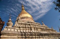 Myazedi Pagoda, Bagan, Myanmar stock photography