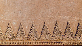 Myazedi pagodprydnad Arkivfoton