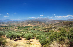 Mycenae Fotografía de archivo