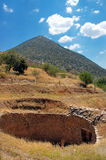 Mycenae Lizenzfreie Stockfotografie