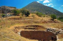 Mycenae Stockfotografie