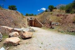 Mycenae Stockfotos