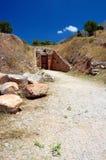 Mycenae Lizenzfreie Stockbilder