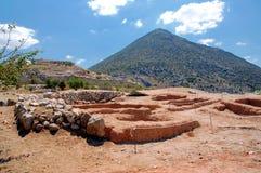 Mycenae Imagen de archivo libre de regalías