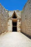 Mycenae Stockbilder
