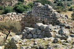 mycenae 库存图片