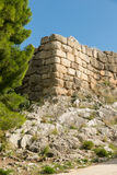 Mycenae Royalty Free Stock Images