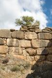 Mycenae Royalty Free Stock Images