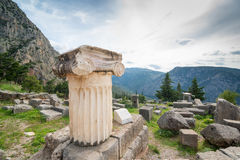 Mycenae Royalty Free Stock Photo