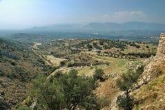 Mycenae Royalty Free Stock Photo