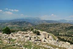 Mycenae Royalty Free Stock Photography