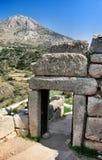 Mycenae Stock Photography