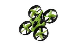Mycket lilla Toy Drone Royaltyfria Bilder