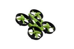 Mycket lilla Toy Drone Arkivbilder