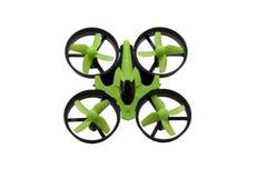Mycket lilla Toy Drone Royaltyfri Bild
