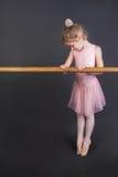 mycket liten ballerina Royaltyfri Foto