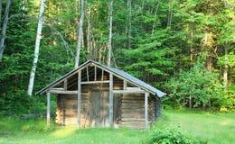 mycket liten kabin Royaltyfri Bild