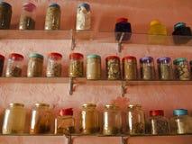 Mycket moroccan krydda Royaltyfri Bild