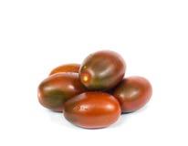 Mycket nya tomater Arkivbild