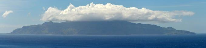 Mycket panorama- av Brava Royaltyfri Fotografi