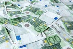 Mycket pengar Arkivbild