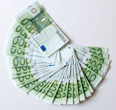 Mycket pengar Royaltyfri Bild