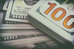 mycket pengar Arkivfoto