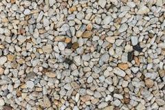 Mycket små stenar Kiselstenbakgrund Fotografering för Bildbyråer