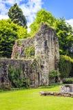 Mycket Wenlock, Shropshire, England Arkivfoto