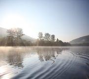 Myczkowce Lake Stock Image