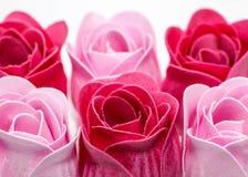 Mydlane róże Fotografia Royalty Free